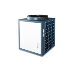 Air-water heat pump 19kw for outgoing air