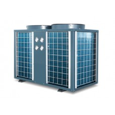 Air-water heat pump 45kw for outgoing air